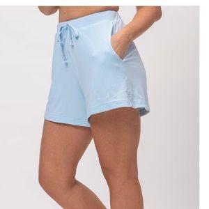 ByEgreis lounge shorts